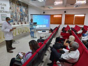 Hospital Gautier socializa el POA 2021-2022