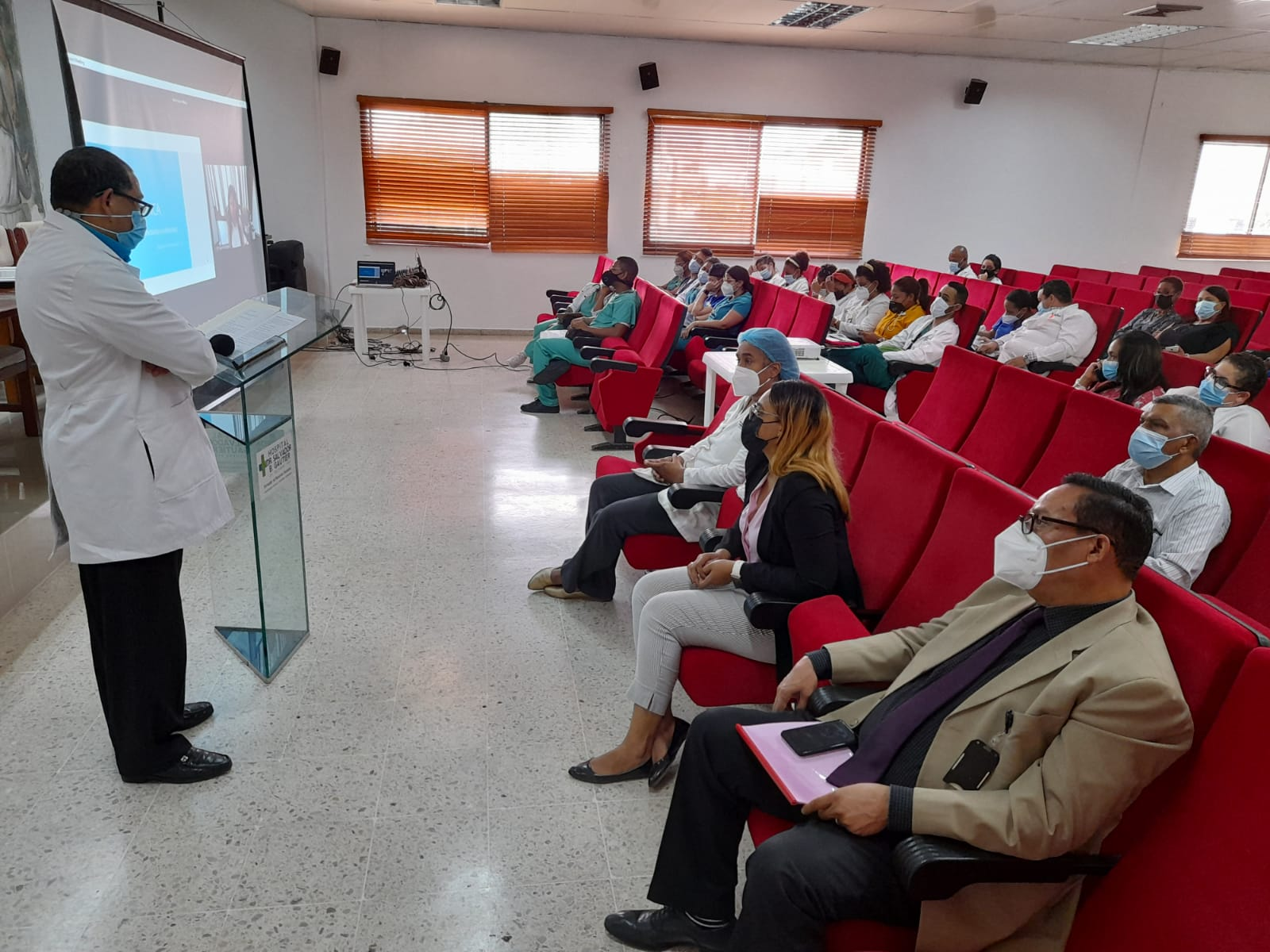 Hospital Gautier celebra 70 aniversario con jornada de actividades